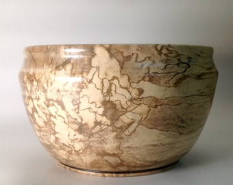 Spalted Maple Bowl #2