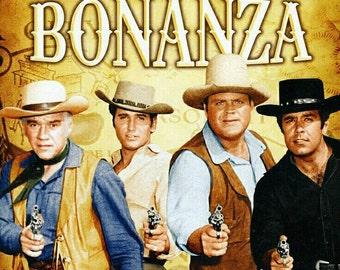 BONANZA Old Western Television Show - 31 Episodes Box Set - Michael Landon