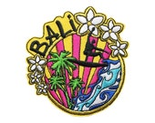 Bali Island Surfing Patch Iron On Patches