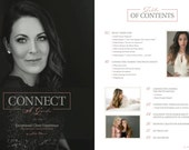 Email Templates for Portrait Photographers + CONNECT: A Guide to the Exceptional Client Experience for Portrait Photographers