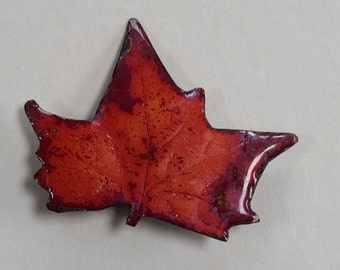SHEET 1 brooch enamel on copper fire