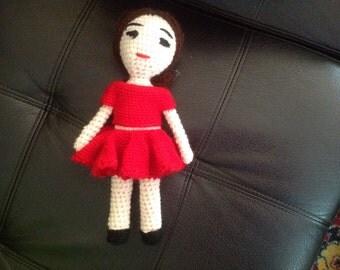 Amigurumi doll, crocheted,hand made,Amigurumi toy