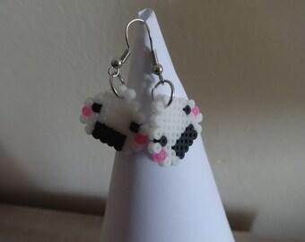 Oniguiri hama earring