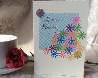 Birthday card / greeting card / happy birthday