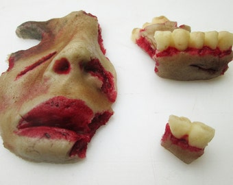 edible zombie face parts 4 3d edible zombie zombie food halloween