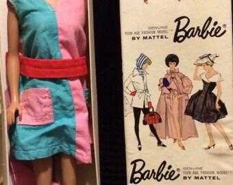barbie 1960s in the original box