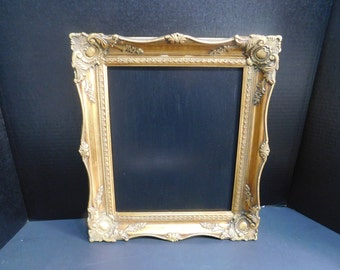 Antque Victorian  Framed New Blackboard