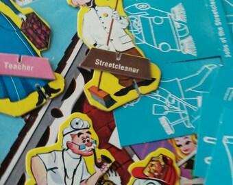 "Walt DIsney Characters 1969 board game ""friends"""