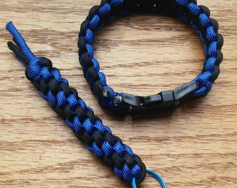 Bracelet and Keychain