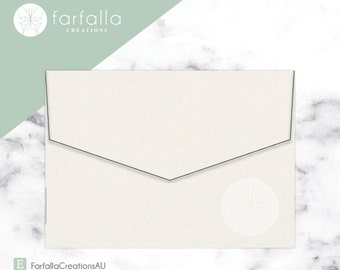 Stardream Quartz Envelopes 130x190mm // Pack 10 // Fits 5x7in Invites