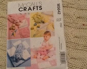 Mccalls craft pattern 5642