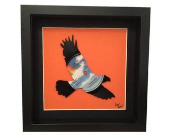 Lynyrd Skynyrd - 'Free Bird'  - Vinyl Record Art | FREE UK Delivery