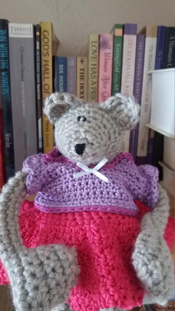 Sally the Bear Shelfie