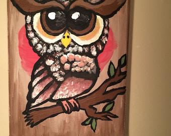 Ollie the Owl