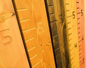Hand Routed Growth Chart