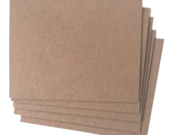Jeans Paper Patch Labels 80 x 65mm [Set of 5]