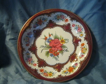 Vintage Daher Decorated Ware. Made in England.