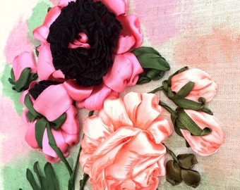 Gifts for Her, Present Picture Peony and Roses