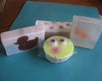 Assorted 4-pack Soap
