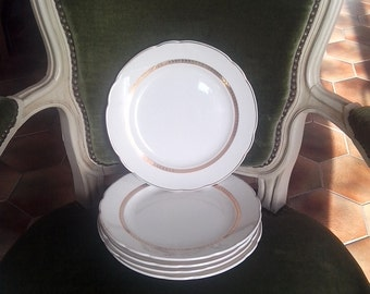 5 plates Villeroy & Boch