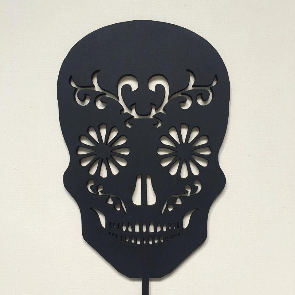 skull all cake ideas - photo #31