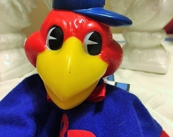 Red Robin Hand Puppet
