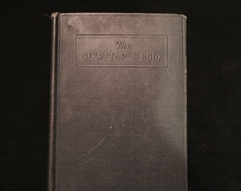 The Secretary's Book