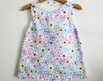"""""""Flower"""" 12/18 month girl dress."""