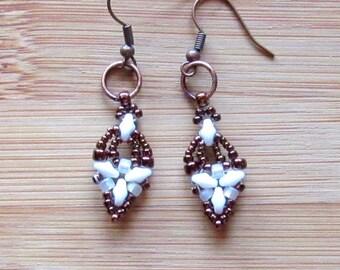 Pretty Art Deco Earrings