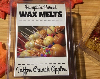 Toffee Crunch Apples Wax Melt - Soy Blend