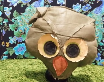 Amazing Art Deco Owl Costume