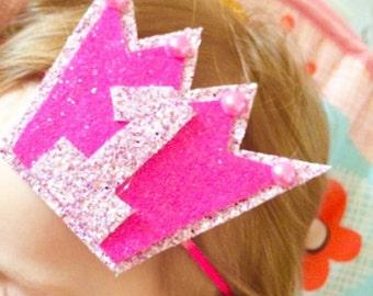 Crown headband xx