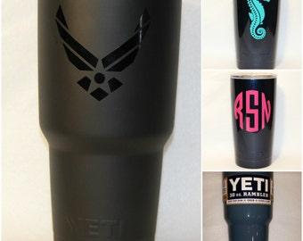 Yeti Cyber Monday Sale >> Custom logo yeti | Etsy