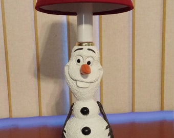 Olaf Accent Lamp