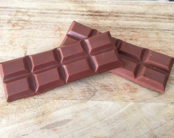 Chocolate Bar Soap - Chocolate Soap - Candy Soap - Food Soap