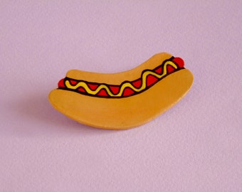 PIN hotdog
