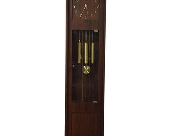 Danish Modern Grandfather Clock