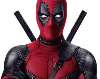 Deadpool Load Of Me Sword Giclee Print Movie Poster FREE SHIPPING