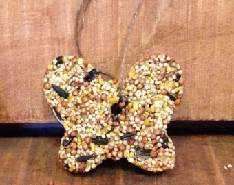 10 Butterfly Bird Seed Feeder