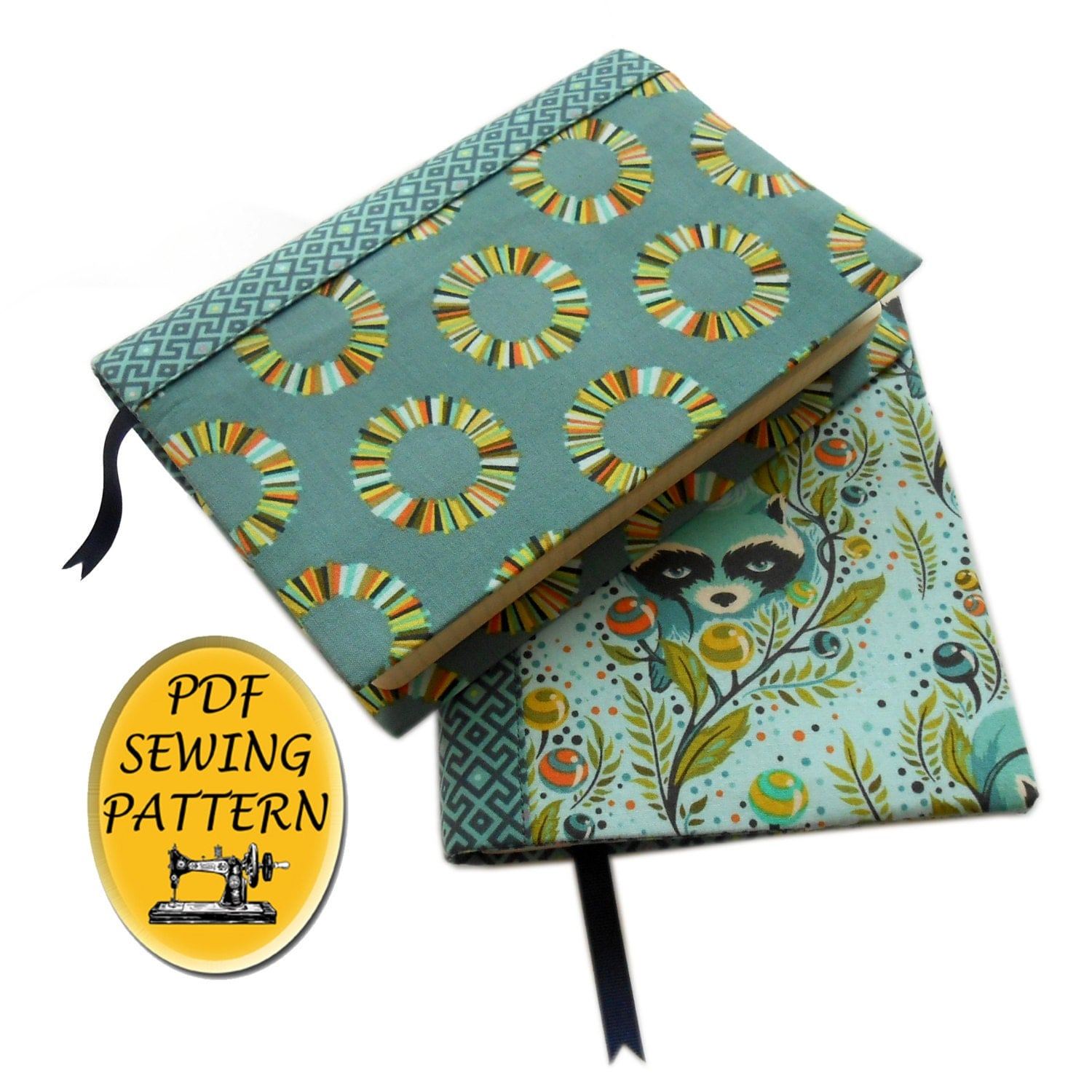 Sewing A Book Cover Pattern ~ Bible cover pattern a notebook holder sewing