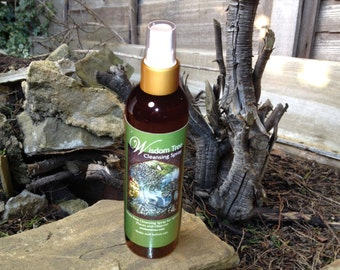 Items similar to Yoga Mat Cleansing Spray- 99% natural on Etsy