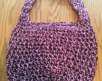 Handmade Crochet Large Tote
