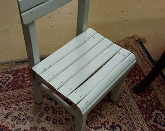 a lovely little childs chair