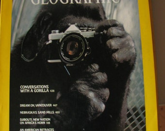 National Geographic October 1978