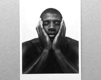 Magic Johnson Postcard