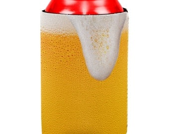 Beer Froth Can Cooler