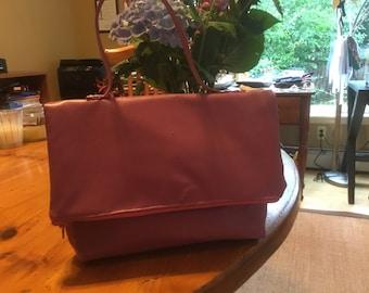 Handmade Hipster purse.