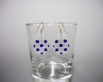 tokoba earrings A-kagome