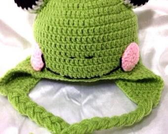 """Hat """"Frog"""""""