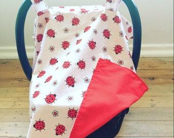Ladybird Capsule Cover